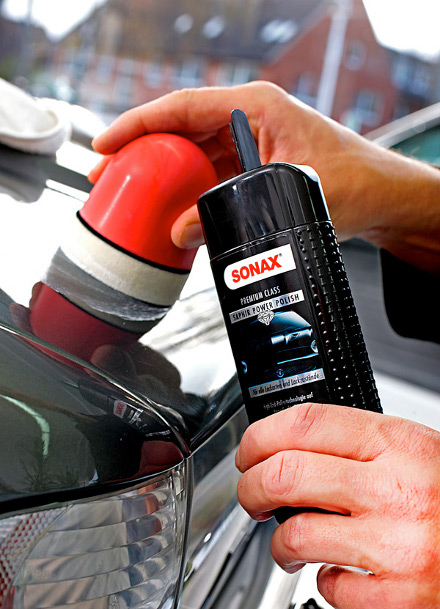 Sonax Premium Class Saphir Power Polish