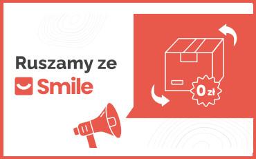 Uruchamiamy usługę Smile czyli darmowa dostawa do paczkomatu