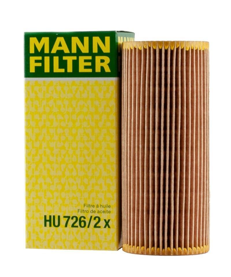 Filtr Oleju Mann Hu7262x Audivwseatskoda 19 Tdisdi