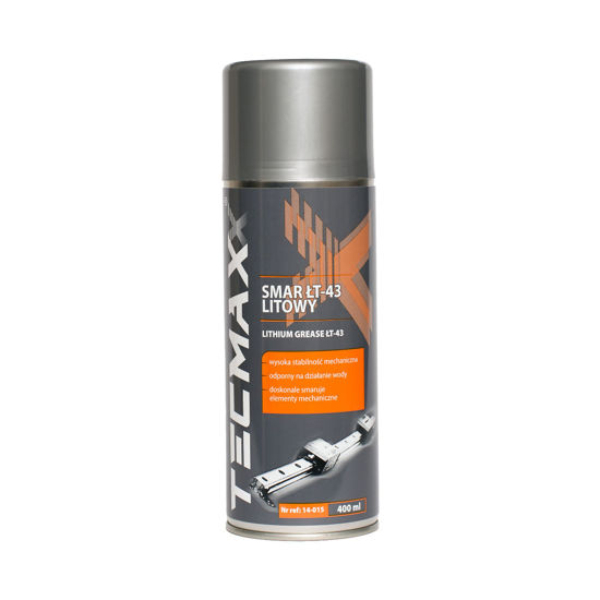TECMAXX smar litowy ŁT-43 spray 400ml